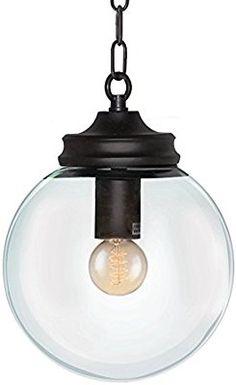 LNC Modern Pendant Light Globe Pendant Lighting Ceiling Lights - - Amazon.com