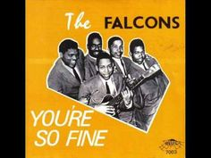 The Falcons - You're So Fine / 1959