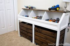 Creative Toy Storage Idea (82)