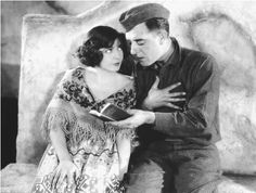 The Big Parade, 1925, starring John Gilbert and Renee Adore, directed by King Vidor. One of the greatest war movies ever made.