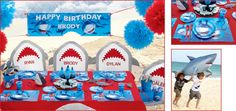 Purchase personalized Shark chair covers