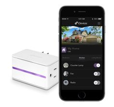 iDevices Switch Connected Plug - - Amazon.com. Works with Homekit and Siri