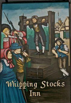 Whipping Stocks Inn - Over Peover, Cheshire. | Flickr - Photo Sharing!