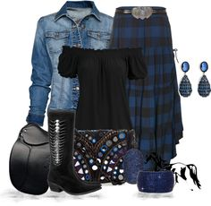 """Country Cutie"" by queenranya on Polyvore"