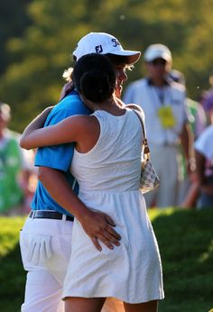 "One of my favorite tweets after Jason Dufner won the 2013 PGA Championship (War Eagle! by the way): ""If you think golf is too sophisticated for you, go watch Jason Dufner grab his wife's butt and then throw his dip can at her after he wins.""  HAHAHAHAHA.  TRUE THAT."