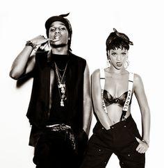 A$AP Rocky - Fashion Killa   ILUVURMUSIC.COM