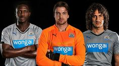 Newcastle United FC ın yeni sezonda giyeceği forma