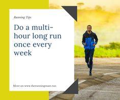 Running Guide, Running For Beginners, Running Workouts, Training Plan, Running Training, How To Run Faster, How To Run Longer, Marathon Running, Just Run
