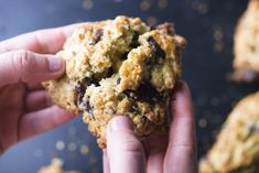 Triple Ginger Scones with Chocolate Chunks from Christopher Kimball's Milk Street No Bake Desserts, Just Desserts, Dessert Recipes, Dessert Ideas, Breakfast Pastries, Breakfast Bake, Breakfast Ideas, Milk Recipes, Baking Recipes