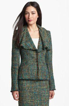 Lafayette 148 New York 'Alban - Empire Tweed' Jacket | Nordstrom  need that jacket