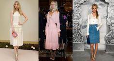 How to wear: Midi skirts, Poppy Delevigne