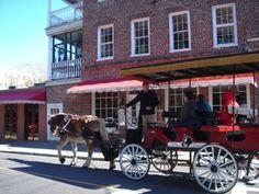 10 romantic camping destinations - Charleston, South Carolina