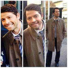 Cas is not hurt