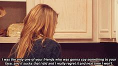 Rofl, I regret half the things I say to people cause they get pissed at me for it. Lauren Conrad The Hills, Classy Women, Classy Lady, Life Lesson Quotes, Life Lessons, Mtv Shows, Lyric Quotes, Lyrics, Feeling Song