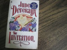 The Inviation(Jude Deverauy)Paperback