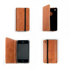 iPhone case which looks like a Moleskine