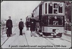 Ilyen is volt Budapest - Duna korzó, a pesti viaduktvasút megnyitása Old Pictures, Old Photos, Old Money, History Photos, Budapest Hungary, Historical Photos, Homeland, The Past, Street View