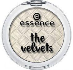 Тени для век Essence the velvets eyeshadow