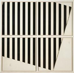 Daniel Buren, The Rotating Square - In and Out of the Frame, 1989