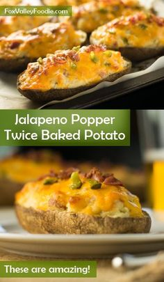 ... poppers baked couscous poppers jalapeno popper twice baked potatoes