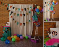 Photocall Aldara 30th Party, Grad Parties, Birthday Parties, Eid Party, Diy Photo Booth, Photo Booth Backdrop, Birthday Diy, Birthday Photos, Birthday Decorations