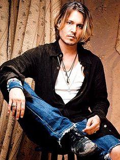Johnny Depp by piratefan60, via Flickr