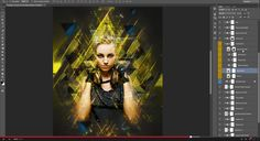 Watch the above video for a demonstration of the action and in-depth customization video tutorial! Paradigm Photoshop Action Creating stunning designs with this Photoshop action. It is very sim...