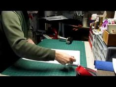 Portfolio with Flaps and Ties -  Part 1/5