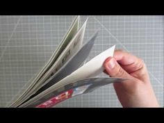 Bookbinding Tutorial: How to Perfect Bind by SeaLemon
