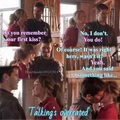 9x14 Heartland Season 9, Watch Heartland, Amy And Ty Heartland, Heartland Quotes, Heartland Ranch, Heartland Tv Show, Best Tv Shows, Best Shows Ever, Movies And Tv Shows