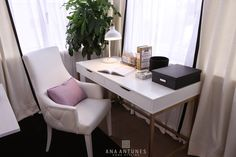 Home Study Nook | Small home office