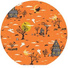 Deena Rutter, Happy Haunting, Main Orange