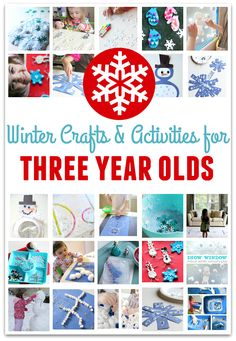 Winter lesson planning just got easier! These winter crafts and activities for three-year-olds are all great additions to your preschool lesson plans, your day at home with your own kids, or your home daycare. Oh and while I think these are perfect crafts for three year olds, many can be used with younger and …