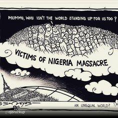 12 janvier 2015 - 17 morts français contre 2000 nigériens