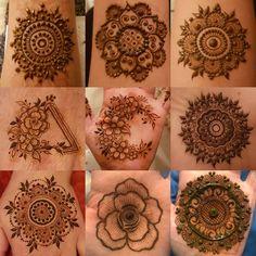 Henna Design By Fatima Henna Hand Designs, Round Mehndi Design, Mehndi Designs Finger, Mehndi Designs Book, Simple Arabic Mehndi Designs, Mehndi Designs 2018, Modern Mehndi Designs, Mehndi Designs For Beginners, Mehndi Designs For Girls