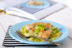Rybí filé v mléčném pórku Tacos, Menu, Mexican, Eggs, Breakfast, Ethnic Recipes, Food, Diet, Menu Board Design