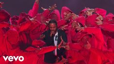 Kendrick Lamar, U2, Dave Chappelle - Performance (LIVE From The 60th GRAMMYs ®) - YouTube