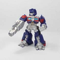 Transformers - Mini Toy Action Figure - Robot Heroes - Cake Topper - Hasbro 15
