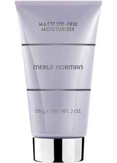 Matte Oil-Free Moisturizer  For Normal to Oily skin types.   Welcome matte! This lightweight, hydrating lotion contains advanced microspheres that absorb oil throughout the day. Combined with optical diffusers, it also helps minimize the appearance of pores, leaving skin soft and smooth with a fresh, matte finish. Fragrance-free. Oil-free. Non-acnegenic. Non-comedogenic.