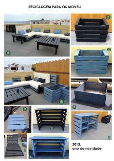 furniture of pallets