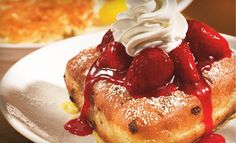 Stuffed French Toast from IHOP.