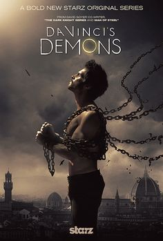 Da Vinci's Demons - I guess his real life story wasn't interesting enough for tv?  Has its moments.