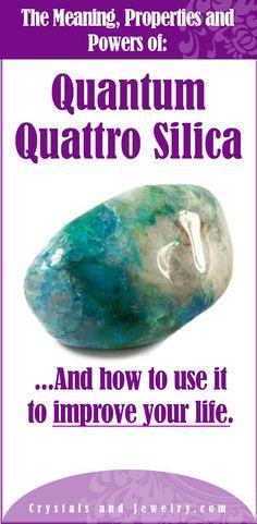 Quantum Quattro Silica Meaning