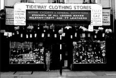 Tideway Clothing Adam Cohen, Belstaff, Old London, Tent, Photo Wall, Childhood, Shops, Camping, Spaces