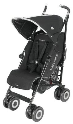 Maclaren Techno XT black on black frame.Had one, it got left in mexico:( best stroller ive ever had. almost all the benifits of a larger stroller but smaller and easier for travel, mall, beach. Best Umbrella, Black Umbrella, Happy Baby, Happy Kids, Cheap Baby Strollers, Toddler Stroller, Techno, Umbrella Stroller, Amazon Baby
