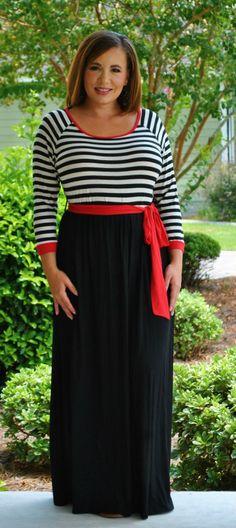 Perfectly Priscilla Boutique - Run Lindsey Run Maxi, $50.00 (http://www.perfectlypriscilla.com/run-lindsey-run-maxi/)