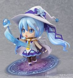 Snow Miku 2014, I REALLY WANT THIS.