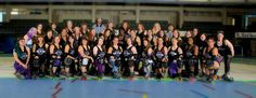Charlotte Roller Girls - late season 2014