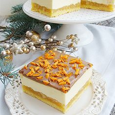 Baking Tips, Vanilla Cake, Tiramisu, Cheesecake, Fruit, Cooking, Ethnic Recipes, Cakes, Xmas