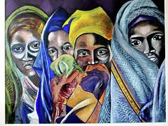 Available at http://fineartamerica.com/featured/somali-women-miriam-kalb.html